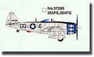 Easy Model  1/72 P47D Thunderbolt 355th FS/354th FG WWII MRC37289