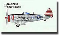 Easy Model  1/72 P47D Thunderbolt 527th FS/86th FG WWII MRC37290