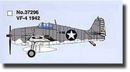 Easy Model  1/72 F6F Hellcat VF4 1942 WWII MRC37296