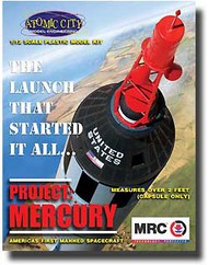 Project Mercury: The Launch that Started it All #MRC62001