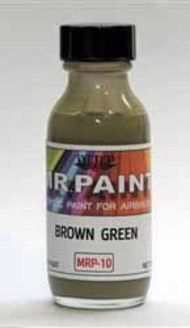 MRP/Mr Paint  Mr Paint for Airbrush Brown Green CSN2250 30ml (for Airbrush only) MRP010