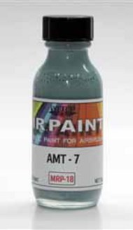 MRP/Mr Paint  Mr Paint for Airbrush AMT-7 Grey Blue 30ml (for Airbrush only) MRP018