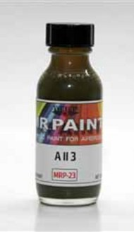 MRP/Mr Paint  Mr Paint for Airbrush A ll 3 Green 30ml (for Airbrush only) MRP023