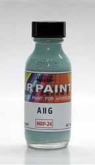 MRP/Mr Paint  Mr Paint for Airbrush A ll G Light Blue 30ml (for Airbrush only) MRP024