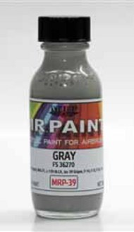 MRP/Mr Paint  Mr Paint for Airbrush Haze Grey FS36270 30ml (for Airbrush only) MRP039