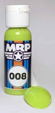 MRP/Mr Paint  MRP/Mr Paint Car Line Ford Mustang Grabber Lime ( 30ml (for Airbrush only) MRPC008