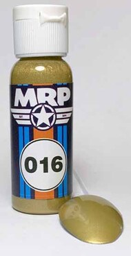 MRP/Mr Paint  MRP/Mr Paint Car Line BBS Gold (30ml (for Airbrush only) MRPC016