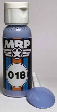 MRP/Mr Paint  MRP/Mr Paint Car Line Hyundai i20 WRC Performance Blue (30ml (for Airbrush only) MRPC018