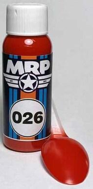MRP/Mr Paint  MRP/Mr Paint Car Line Rosso Corsa Ferrari No.300 (30ml (for Airbrush only) MRPC026