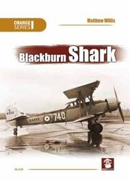 Mushroom Model Publications  No Scale Blackburn Shark by Matthew Willis MMP8120