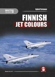 Mushroom Model Publications  No Scale Finnish Jet Colours - Kyosti Partonen MMP9143