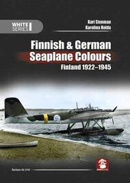 Mushroom Model Publications  No Scale Finnish and German Seaplane Colours - Finland 1922-1945 - White Series MMP9146