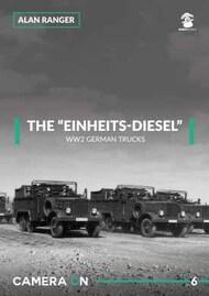 Mushroom Model Publications  No Scale The 'Einheits-Diesel' WW2 German Trucks MMPCAM06