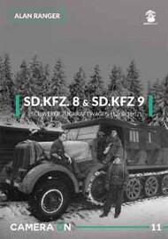 Mushroom Model Publications  No Scale German Sd.Kfz.8 & Sd.Kfz.9 'Camera On' series MMPCAM11