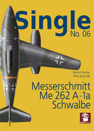 SINGLE NO.06 Messerschmitt Me.262 A-1A Schwalbe #MMPSIN06