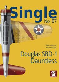SINGLE NO.07 Douglas SBD-1 Dauntless #MMPSIN07