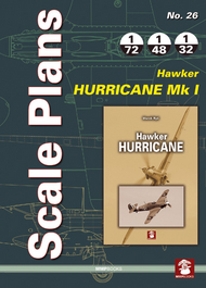 Mushroom Model Publications  1/32 No. 26: Hawker Hurricane Mk I QM8869
