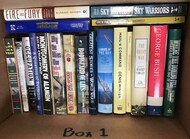 Narrative Books   N/A USED COLLECTION BOOKS - BOX 01 - sold as is NARR01