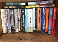 Narrative Books   N/A USED COLLECTION BOOKS - BOX 02 - sold as is NARR02
