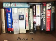 Narrative Books   N/A USED COLLECTION BOOKS - BOX 04 - sold as is NARR04