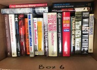 Narrative Books   N/A USED COLLECTION BOOKS - BOX 06 - sold as is NARR06