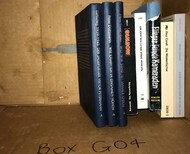Narrative Books   N/A USED COLLECTION BOOKS - GERMAN BOX 04 - sold as is NARRG04