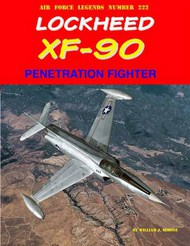 Air Force Legends: Lockheed XF-90 Penetration Fighter - Pre-Order Item #GIN222