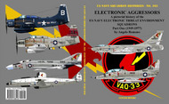Electronic Aggressors US Navy Electronic Threat Environment Sq. Part 1 1949-1977 #GIN303