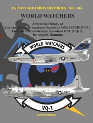 US Navy Squadron Histories: World Watchers - Pre-Order Item #GIN305