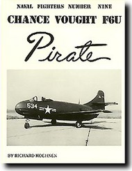 Ginter Books   N/A Vought F6U Pirate GIN09