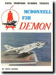 Ginter Books   N/A McDonnell F3H Demon GIN12