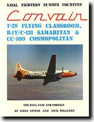 Ginter Books   N/A Convair T-29 Flying Classroom GIN14