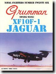 Ginter Books   N/A Grumman Swing-Wing XF10F-1 JAG GIN26
