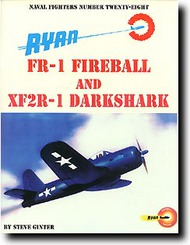 Ginter Books   N/A FR1 Fireball/XF2R1 Darkshark GIN28