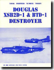 Ginter Books   N/A Douglas XSB3D-1/BTD1 Destroyer GIN30