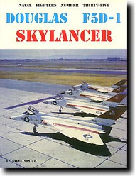 Ginter Books   N/A Douglas F5D-1 Skylancer USN GIN35