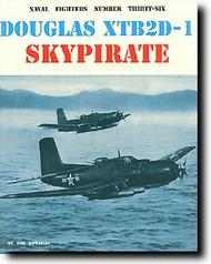 Ginter Books   N/A Douglas XTB2D-1 Skypirate USN GIN36