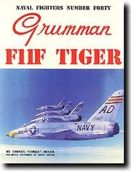 Ginter Books   N/A Grumman F11F Tiger GIN40