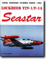 Ginter Books   N/A Lockheed T2V-1/T-1A Seastar GIN42
