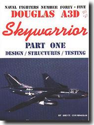 Ginter Books   N/A Douglas A3 Skywarrior Pt.1 GIN45