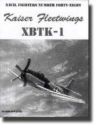 Ginter Books   N/A Kaiser Fleetwings XBTK-1 GIN48