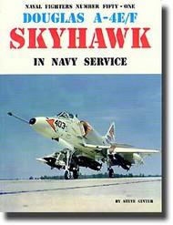 Ginter Books   N/A Douglas A-4E/F Skyhawk in Navy Service GIN51