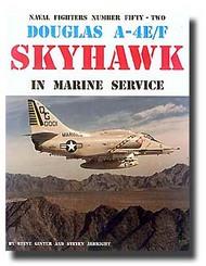 Ginter Books   N/A Douglas A-4E/F Skyhawk in USMC Service GIN52