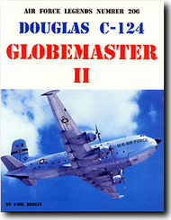 Ginter Books   N/A Air Force Legends: Douglas C-124 Globemaster II GINAF206