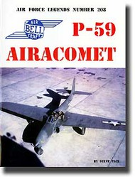Ginter Books   N/A Bell P-59 Airacomet GINAF208