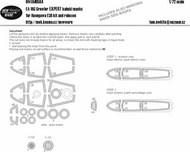 Boeing EA-18G Growler EXPERT Kabuki Masks #NWAM0584