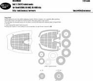 Bell X-1 BASIC Kabuki Masks #NWAM0592