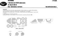 Convair F-106A Delta Dart BASIC kabuki masks #NWAM0665