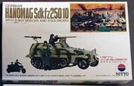 Nitto  1/76 Collection - Sd.Kfz.250/10 NIT76005