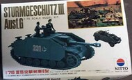Nitto  1/76 Collection -  Sturmgeschutze III Ausf.G NIT76021